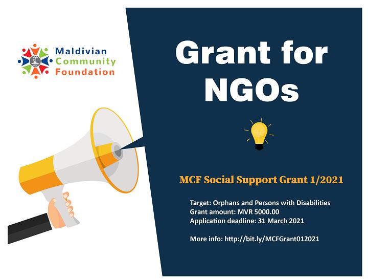 Social Support Grant1/2021